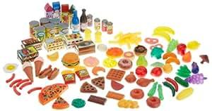 KidKraft Tasty Treats Pretend Food Play