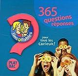 echange, troc Play Bac - 365 questions réponses pour tous les curieux !