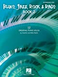 img - for Blues Jazz Rock & Rags Book 2 - 12 Original Piano Solos For Intermediate Level book / textbook / text book