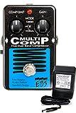 EBS Multi Comp True Dual Band Bass Compressor Pedal