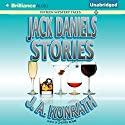 Jack Daniels Stories: Fifteen Mystery Tales Audiobook by J. A. Konrath Narrated by Dick Hill, Angela Dawe