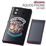 レイ・アウト docomo AQUOS PHONE SH-06D用ワンピースシェルジャケット/麦わらの一味RT-OSH06DA/MP