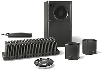 Bose SoundTouch AM3 série II Enceinte Wi-Fi Noir