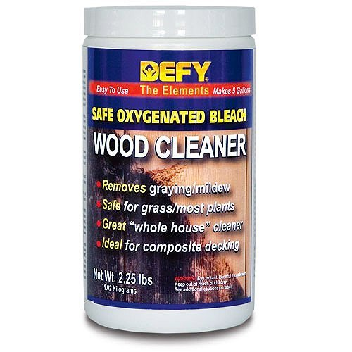 DEFY Wood Cleaner 2.25 lb (Wood Deck Cleaner compare prices)