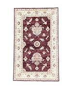 Eden Carpets Alfombra Zeigler Ciruela/Multicolor 151 x 94 cm