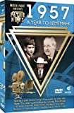 British Pathé News - A Year To Remember 1957 [DVD]