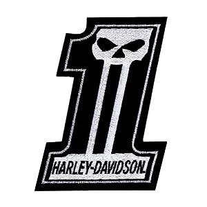 Patch usa harley davidson usa