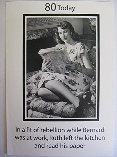 fantastico-divertido-en-un-ajuste-de-rebelion-ruth-80-hoy-80th-tarjeta-de-felicitacion-de-cumpleanos
