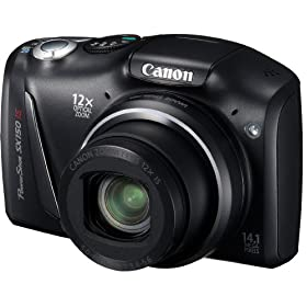 Canon �f�W�^���J���� PowerShot SX150 IS PSSX150IS