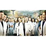 25x14 inch Greys Anatomy Season 10 Silk Poster 3GS7-511