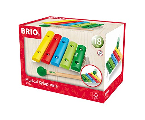 BRIO Muscial Xylophone Baby Toy