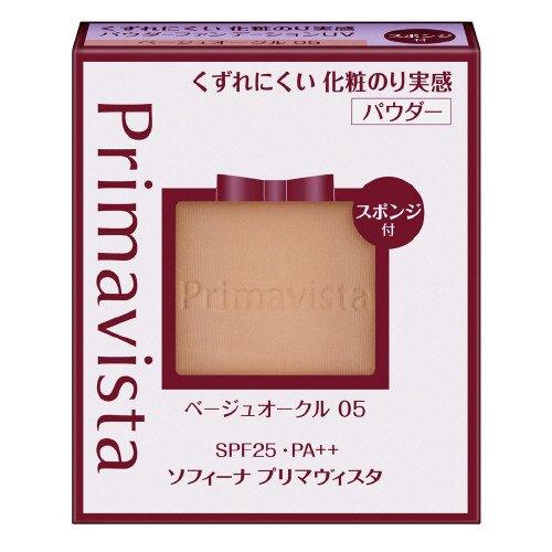 プリマヴィスタ くずれにくい化粧のり実感パウダーFD BO5