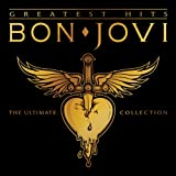 Disco de Bon Jovi - Bon Jovi Greatest Hits - The Ultimate Collection (Anverso)