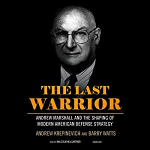 The Last Warrior Audiobook