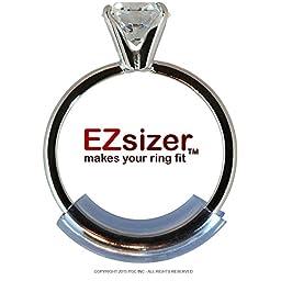 Ring Guard by EZsizer - Set of 3 (1-Narrow, 1-Medium, 1-Wide) - Easy Ring Adjuster