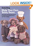 Make Your Own Teddy Bears: Instructions and Full-Size Patterns for Jointed and Unjointed Bears and Their Clothing (Dover Needlework)