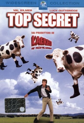 Top secret [IT Import]