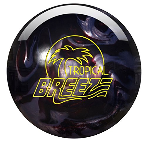 Storm Tropical Breeze Bowling Ball- Carbon/Chrome Pearl (11lbs) (Storm Breeze Bowling Ball compare prices)