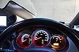 フィット fit GD 後期用 EL ホワイトメーターパネル 日本語マニュアル付き 白色発光 ELメーター