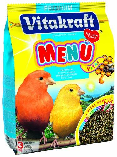 VITAKRAFT Menü Honig / Vital-Complex - Kanarienvögel