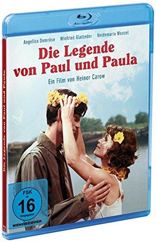 Die Legende von Paul und Paula (HD-Remastered) [Blu-ray]