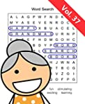 Happy Grandma's Word Search Books: Vo...