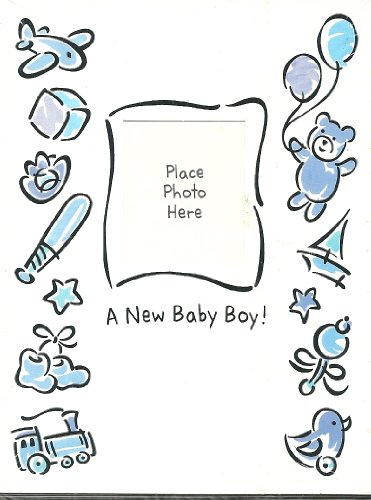 Baby Girl Photo Birth Announcements front-597873