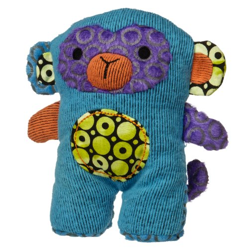 "Mary Meyer Ikimono Stand Up Monkey 6"" Plush"