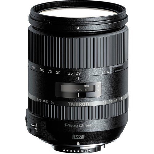 Tamron 28-300mm f/3.5-6.3 Di VC Big SALE