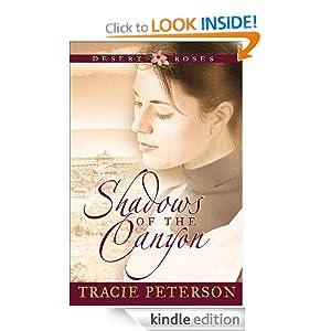 Shadows of the Canyon (Desert Roses Book #1)