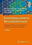 img - for Anwendungsorientierte Wirtschaftsinformatik: Strategische Planung, Entwicklung und Nutzung von Informationssystemen (German Edition) book / textbook / text book