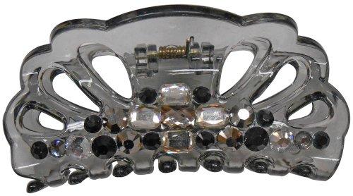 クーザ バナナクリップPCピーコック ブラック JOHC5016