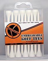 """Unbreakable Golf Tees - 4.0"""""""