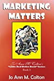 img - for Marketing Matters book / textbook / text book