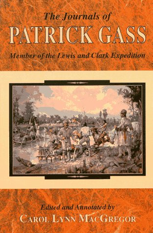 Image for Journals of Patrick Gass : Member of the Lewis and Clark Expedition