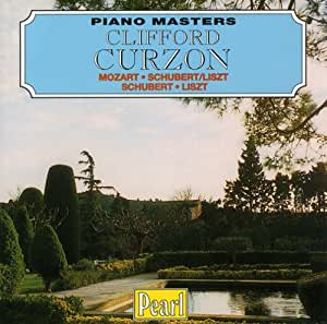 Mozart / Schubert / Liszt: Piano Masters -  Clifford Curzon