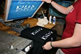 T Shirt Screen Printing Service Start Up Sample Business Plan CD!