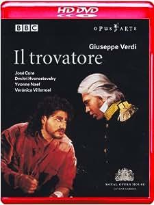 Verdi: Il Trovatore [HD DVD] (Bilingual) [Import]