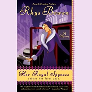 Her Royal Spyness Audiobook