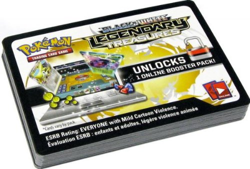 Pokemon Legendary Treasures Promo Lot of 36 Code Cards - 1