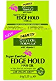 Palmer's Olive Oil Formula Super Control Edge Hold Hair Gel, 2.25 Ounce (Pack of 2)