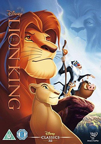 The Lion King [Edizione: Regno Unito]