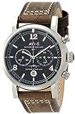 [アヴィエイト]AVI-8 腕時計 ホーカー・ハリケーン ブラック文字盤 AV-4015-02 メンズ 【正規輸入品】
