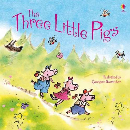 The three little pigs (Picture Books)