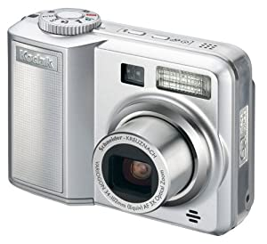 Kodak Easyshare C663 6.1 MP Digital Camera with 3xOptical Zoom
