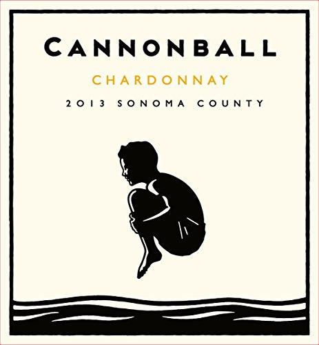 2013 Cannonball Sonoma County Chardonnay 750 Ml