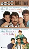 Three Men And A Baby/Three Men And A Little Lady [VHS]