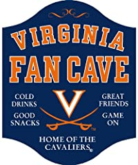 Virginia Fan Cave 18x14.5 Manchester Shape