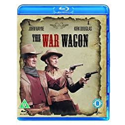 War Wagon [Blu-ray]