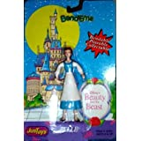 Belle Bend-em Bendable Poseable Collectable Figure - Disney's Beauty and the Beast